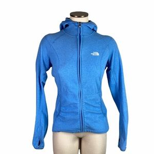 The North Face Womens SZ S TKA 100 Zip Up Jacket